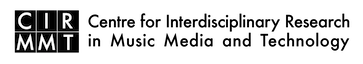 Centre for Interdisciplinary Research in Music Media and Technology