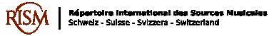 Repertoire International des Sources Musicales